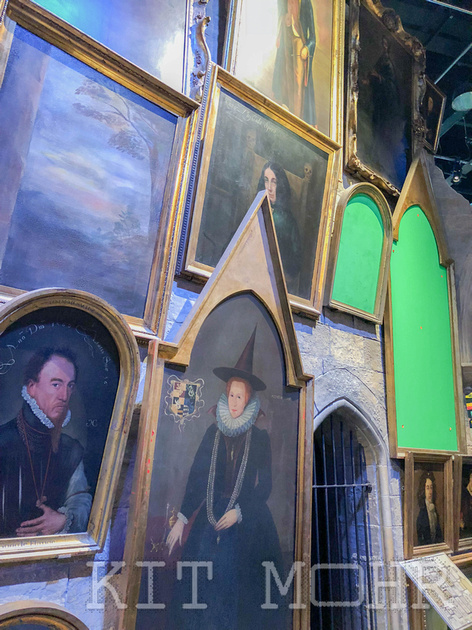 Harry Potter Studio Tour!